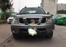 Cần bán xe Nissan Navara đời 2014, màu xám, nhập khẩu