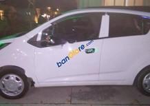 Cần bán xe cũ Chevrolet Spark đời 2012, màu trắng