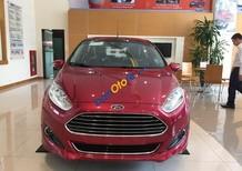 Bán ô tô Ford Fiesta sản xuất 2017, đủ màu giao liền, chỉ 520 triệu