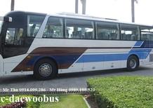 Bán xe khách 47 chỗ Daewoo