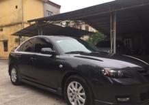 Bán Mazda 3 2009 màu đen, nhập khẩu Đài Loan