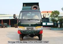 Xe ben Thái Bình, xe ben Chiến Thắng 3,5 tấn, 3 tấn rưỡi 0964674331