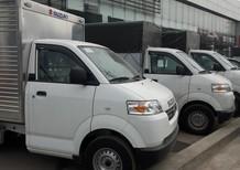 Bán xe Suzuki 7 tạ thùng kín 2017, màu bạc, nhập khẩu chính hãng, giá tốt
