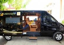 Transit Limousine 10 ghế cao cấp, bảo hành chính hãng -ngân hàng hỗ trợ 80%