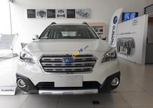 Bán Subaru Outback 2.5 i-S đời 2017, màu trắng, nhập khẩu nguyên chiếc