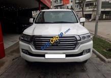 Cần bán lại xe Toyota Land Cruiser VX V8 năm 2011, màu trắng, nhập khẩu chính hãng