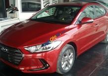Bán Hyundai Elantra 1.6AT sản xuất năm 2016, màu đỏ giá cạnh tranh