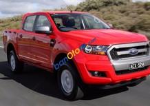 Cần bán Ford Ranger 2.2L AT 4x2 Wildtrak đời 2017, màu đỏ, nhập khẩu chính hãng, giá chỉ 760 triệu