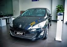 Cần bán Peugeot 408 2.0L năm sản xuất 2017, màu đen