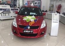 Bán ô tô Suzuki Swift năm 2017, màu đỏ, giá tốt