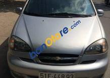 Bán Chevrolet Vivant AT 2008, màu bạc số tự động, 239tr
