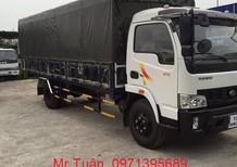 Bán xe Veam VT750, động cơ Hyundai 130ps thùng, dài 6m1