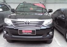 Bán ô tô Toyota Fortuner 2013, màu đen, giá chỉ 820 triệu