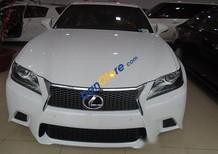 Cần bán Lexus GS350 Fsport sản xuất 2015, màu trắng, xe nhập