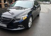 Bán Mazda 6, bản 2.5 màu đen, SX và ĐK 12/2015