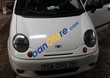 Cần bán Daewoo Matiz 2007, số tự động, bản đặc biệt