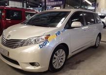 Bán xe Toyota Sienna Limited 2013, màu trắng