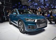 Cần bán Audi Q5 đà nẵng, màu trắng, nhập khẩu, giá tốt, Khuyến mãi lớn