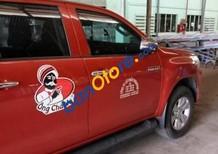 Cần bán xe Toyota Hilux đời 2016, 600tr