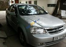 Bán xe cũ Daewoo Lacetti EX sản xuất 2010, màu bạc