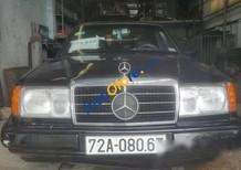 Cần bán xe Mercedes E class đời 1990, màu đen chính chủ