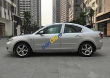 Chính chủ bán xe Mazda 3 AT 1.6 Sport bạc, số tự động, chạy 6 vạn 6