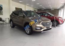 Hyundai Lê Văn Lương bán xe Hyundai Santa Fe đời 2017, màu vàng