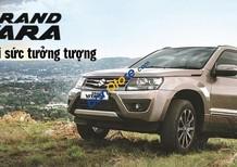 Cần bán xe Suzuki Grand vitara sản xuất 2016, màu nâu, nhập khẩu nguyên chiếc, 799 triệu