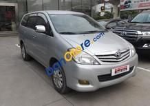 Toyota Cầu Diễn chào bán xe Innova G 2011 màu bạc, xe cá nhân biển HN, có bảo hiểm thân vỏ đến T7/2017