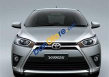 Toyota Giải Phóng bán xe Toyota Yaris G AT đời 2017, màu bạc