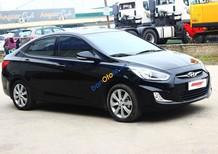 Cần bán xe Hyundai Accent 1.4MT Sedan năm 2014, màu đen, xe nhập, 499 triệu