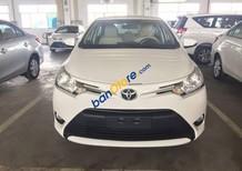 Bán xe Toyota Vios 2017, tự động, giá cạnh tranh