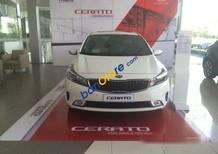 Bán Kia Cerato 1.6 năm 2017, màu trắng, giá tốt