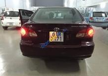 Bán xe Toyota Corolla altis đời 2004, màu đen