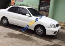 Bán ô tô Daewoo Lanos đời 2001, màu trắng, 115 triệu