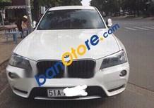 Bán xe cũ BMW X3 2013, màu trắng, nhập khẩu chính hãng