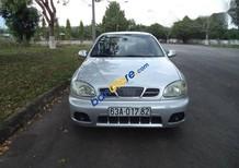 Bán ô tô Daewoo Lanos năm 2004, màu bạc, giá tốt