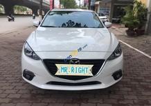 Bán Mazda 3 sản xuất 2016, màu trắng như mới