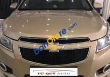 Bán Chevrolet Cruze 1.6 MT sản xuất năm 2012, màu vàng số sàn