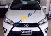 Toyota Giải Phóng bán Toyota Yaris đời 2017, màu trắng
