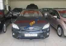 Bán Toyota Corolla Altis 1.8G AT đời 2010, màu đen