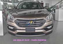Ưu đãi sốc 100 triệu cho Hyundai Santa Fe, trả trước 15%, LH: 0936 97 18 97