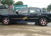 Bán Hyundai Sonata đời 2003, màu đen số tự động, 242 triệu