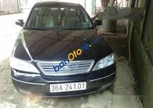 Cần bán Ford Mondeo AT đời 2003, màu đen đã đi 170000 km
