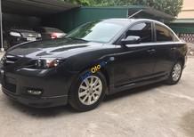 Cần bán Mazda 3 2009 màu đen, nhập khẩu Đài Loan