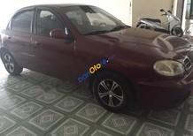 Bán Daewoo Lanos đời 2002, màu đỏ, xe nhập, giá 125tr