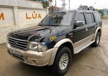 Gia đình bán Ford Everest MT 2006, màu đen, nhập khẩu nguyên chiếc, giá 345tr