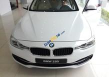 BMW 3 Series 330i 2017, màu trắng, nhập khẩu nguyên chiếc. Bán xe BMW chính hãng tại Quảng Trị
