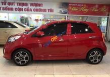 Bán xe Kia Morning Sport 1.0AT đời 2012, màu đỏ, nhập khẩu