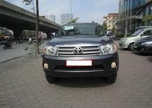 Bán Toyota Fortuner 2.7 4x4, máy xăng, 2010 AT, 589 triệu